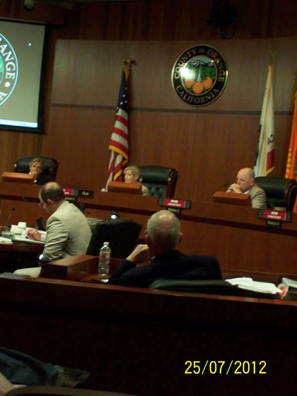 Orange County Planning Commission
